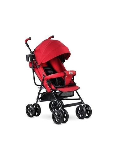 BabyHope Erkek Kız Bebek Baston Bebek Arabası Sa7 Bbhp Bordo